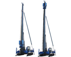 Multifunctional drilling rig