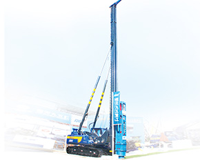 Full Hydraulic Multifunction Pile Frame